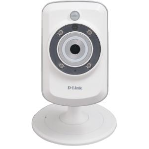 D-Link DCS-942L Surveillance/Network Camera - Color, Monochrome