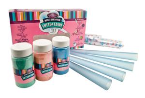 Nostalgia Flossing Sugar Cotton Candy Kit