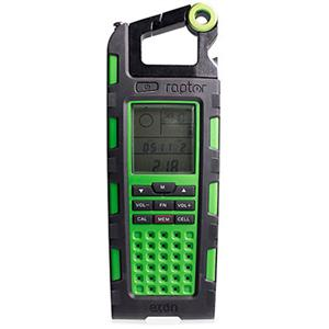 Eaton Raptor Solar Charge Radio Green