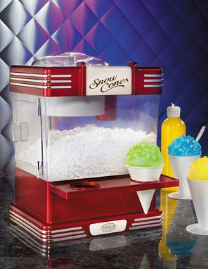 Nostalgia Retro Series Snow Cone Maker